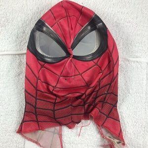 Spider man costume nylon mask